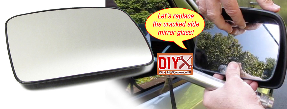 Replacement Side Mirror Glass In Stock!