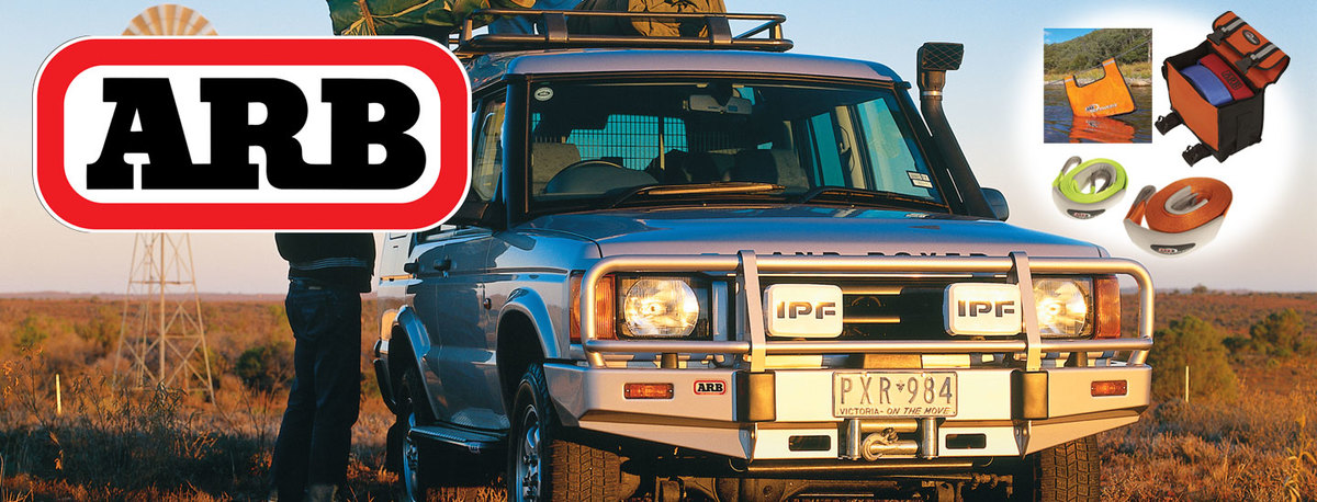 ARB Off Road - Everything for Off-Road or Overland