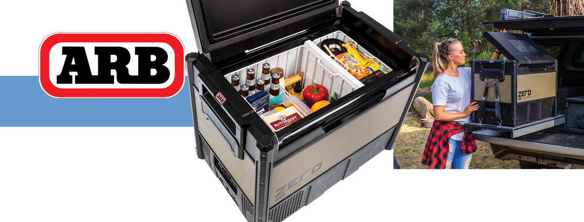 ARB Zero Fridge Travel Refrigerator Freezers - 4 Sizes to Choose from...