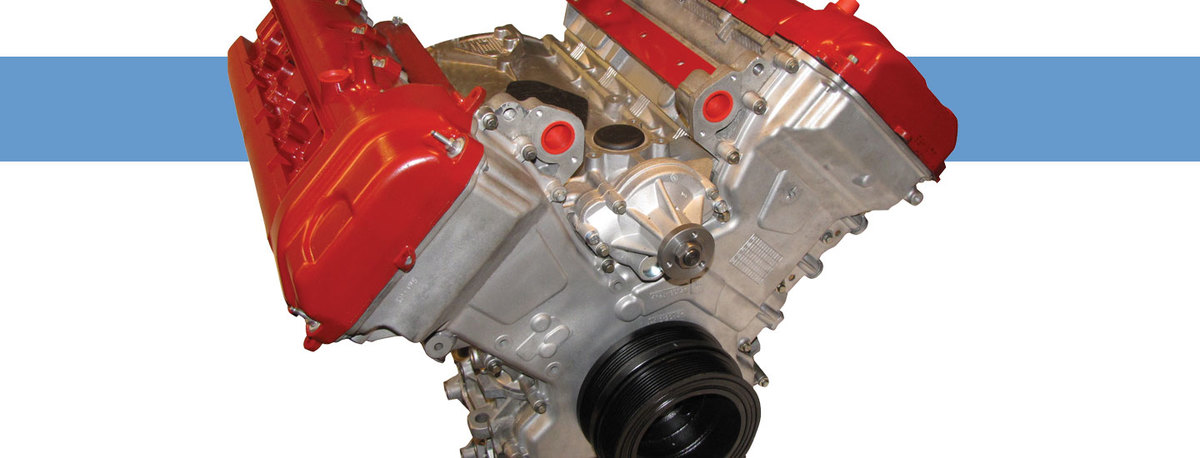 Remanufactured Engines - Long and Short Block