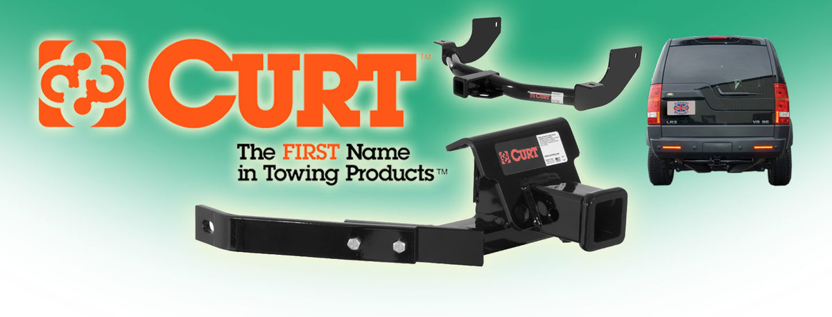 Rover Tow Hitches & Accessories by Curt