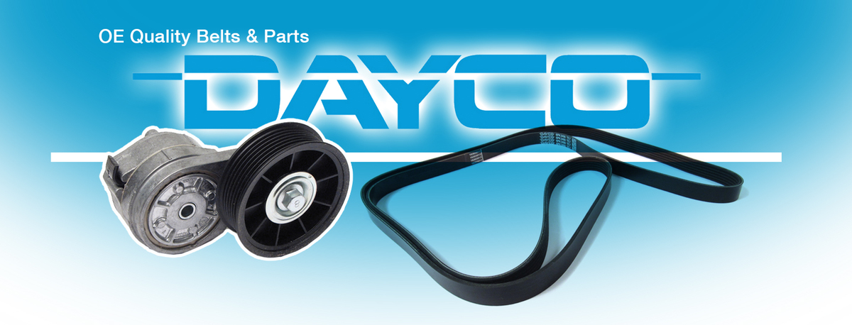 Belts & Parts from DAYCO