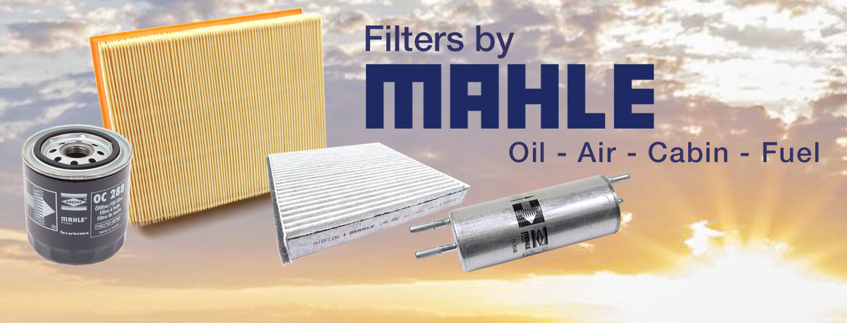 Oil & Air Filters by MAHLE - OE-Spec Quality from Germany