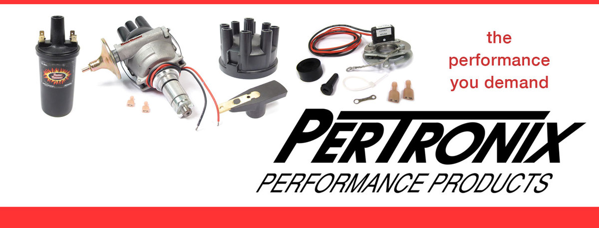 Premium Electronic Ignition and Distributors by Pertronix