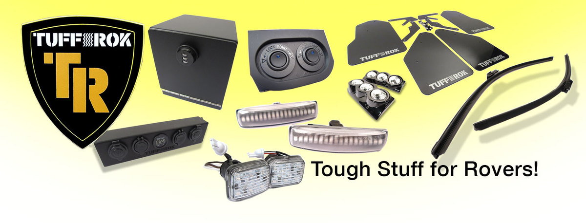 Accessories by Tuff-Rok Tough Stuff for Rovers