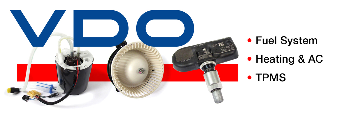 Quality Parts by VDO
