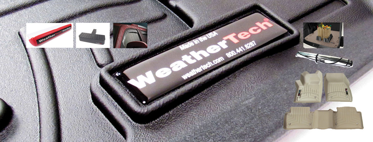 Mats & Accessories by WeatherTech