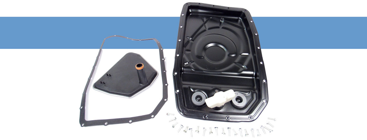 Automatic Transmission Filter and Pan Conversion Kits