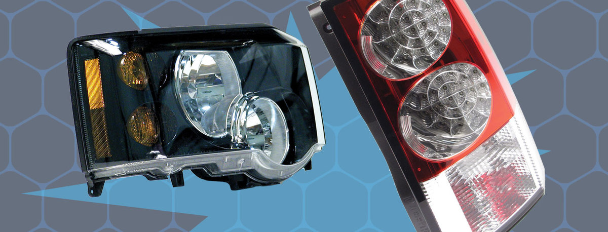 SAVE! Head Lamps and Tail Lamps For Land Rovers and Range Rovers