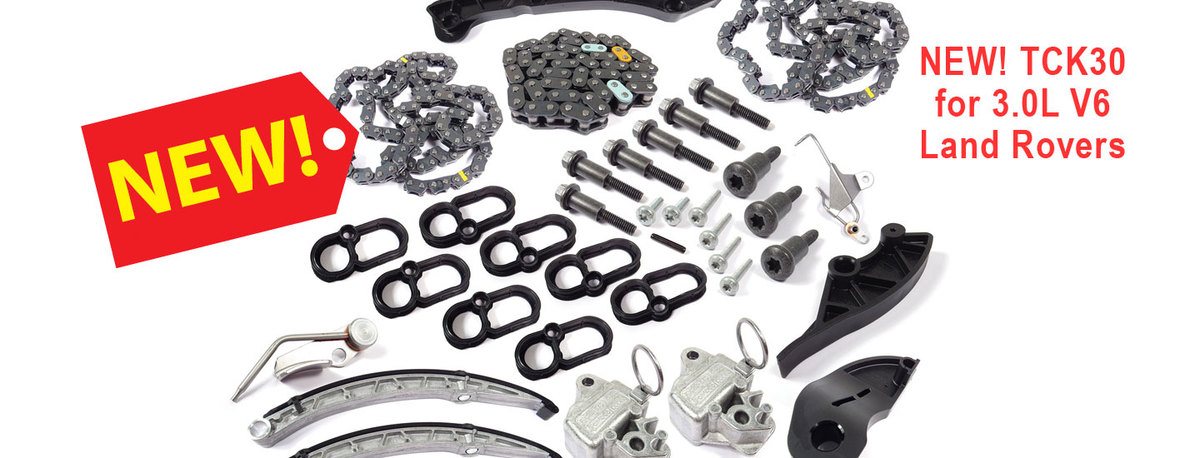NEW Timing Chain Kit for 3.0L V6 Land Rovers