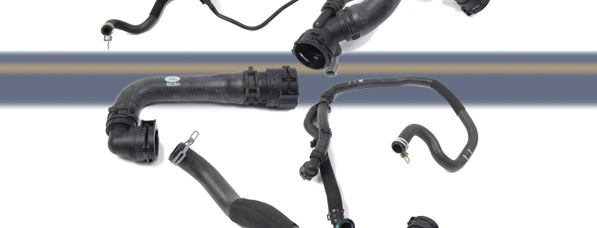 Coolant Hose & Thermostat Maintenance Service Kits Now Available for Your Rover!