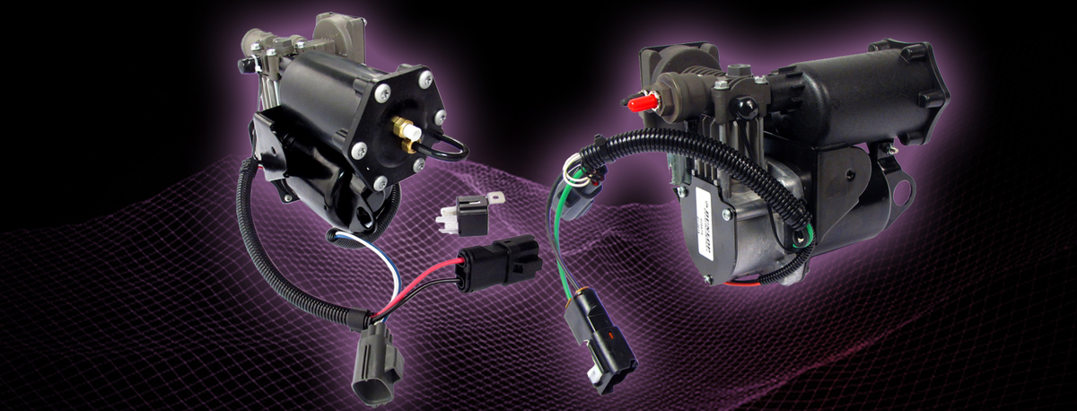 EAS Compressors In-Stock for Your Rover!