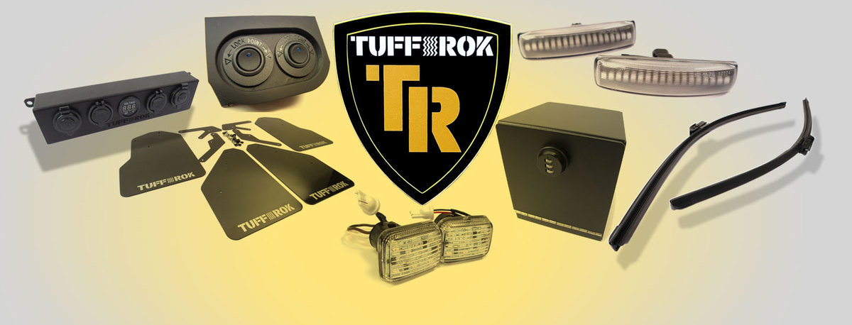 Tuff-Rok Products - TUF STUFF for Rovers