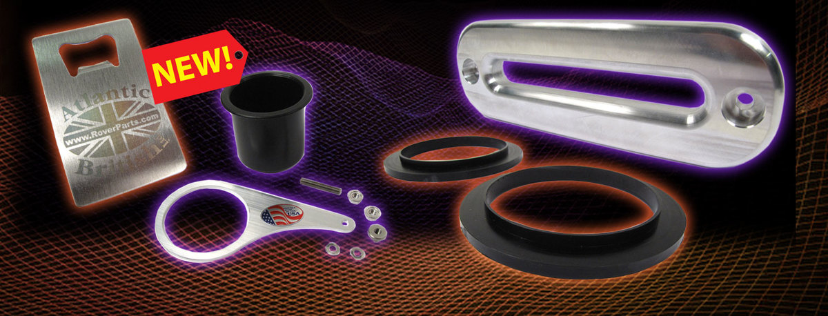 New! Tools and Accessories!
