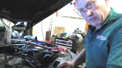 Install a Water Pump on a Range Rover Sport