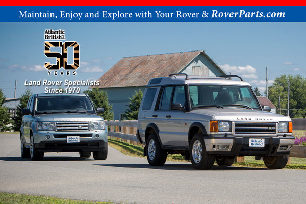 WE KNOW YOUR ROVER! Buy With Confidence