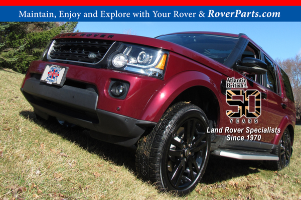 WE KNOW YOUR ROVER - Buy With Confidence!