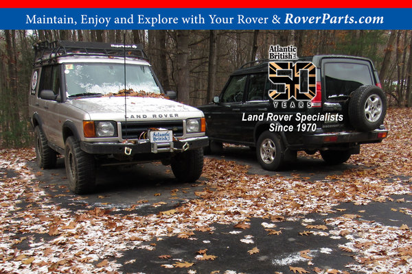 WE KNOW YOUR ROVER! Buy With Confidence!