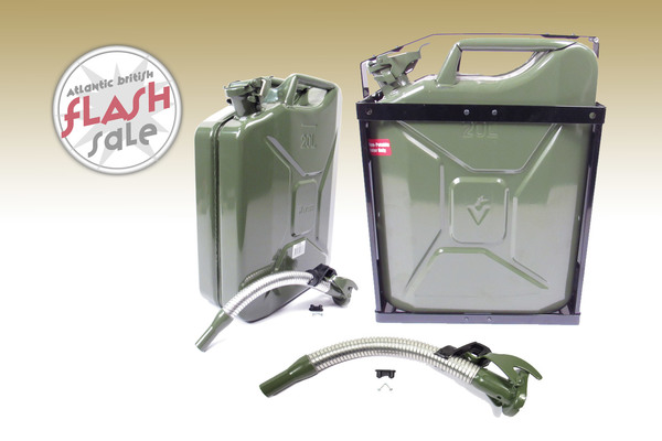 SAVE on Most Jerry Cans & Accessories
