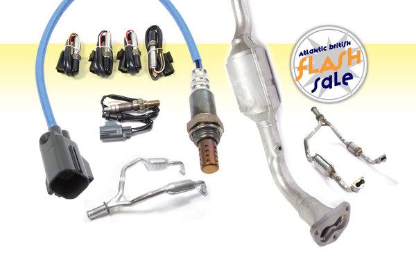 Catalytic Converters and Oxygen Sensors SALE