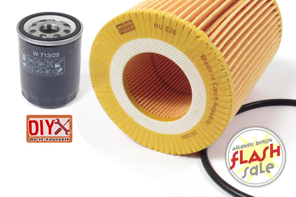 Oil Filters and Kits SALE