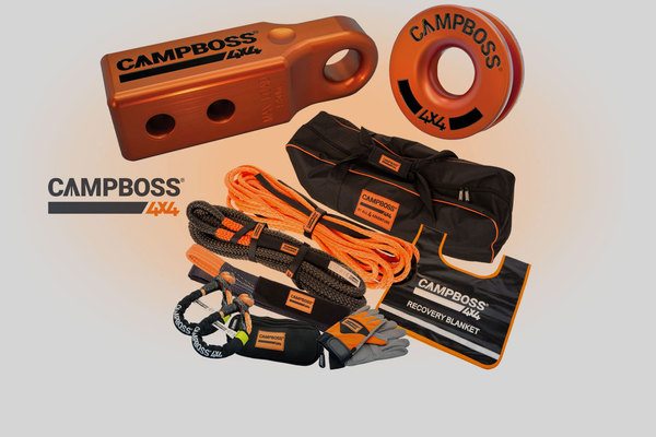 Introducing CampBoss Recovery Gear IN STOCK