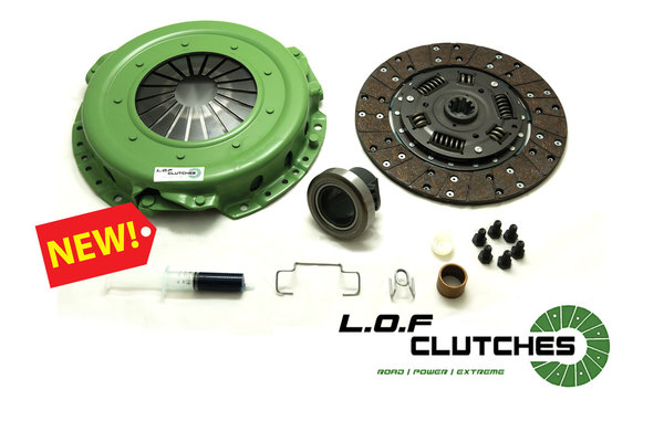 LOF Clutches - long-life and high-performance