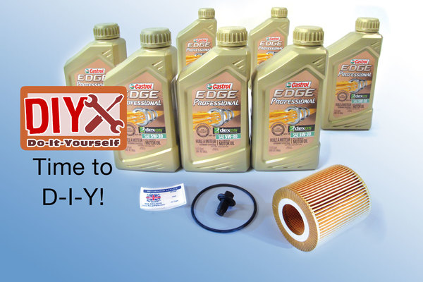 Time to D-I-Y! Oil Change Kits