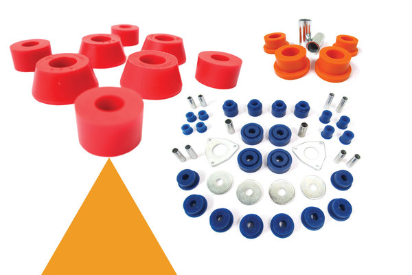 Polybush Kits For Your Rover 12% OFF!