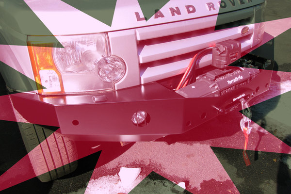 Steel Bumpers SALE by Britpart