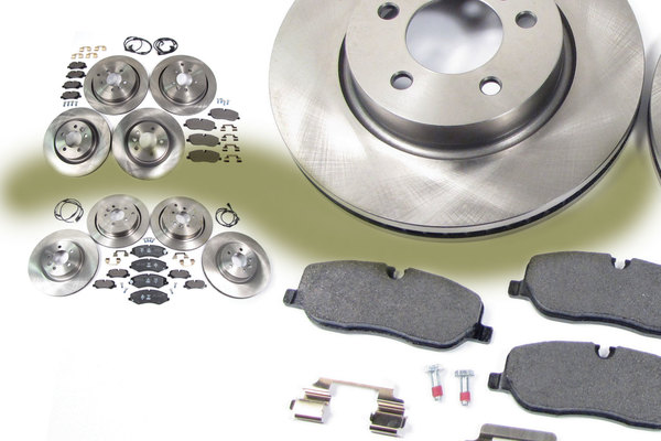 Standard Brake Kits Here Now for Your Rover
