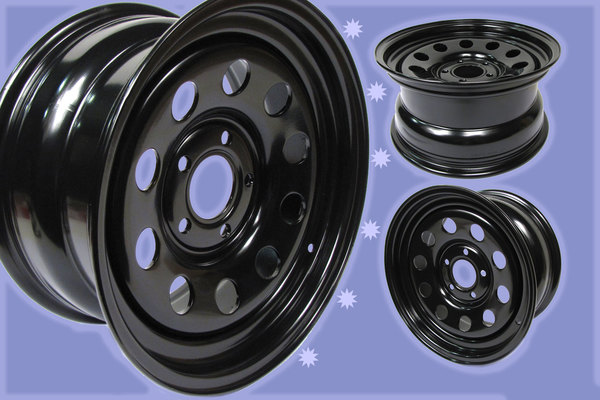 Steel Wheels for Rovers on Sale