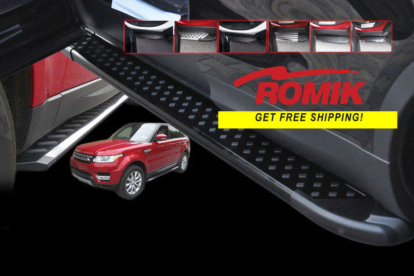 Romik Side Steps In Stock - FREE SHIPPING!