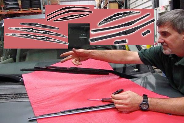 Wiper Blades – 10 % Off – 2 Weeks (2/18 - 3/4)